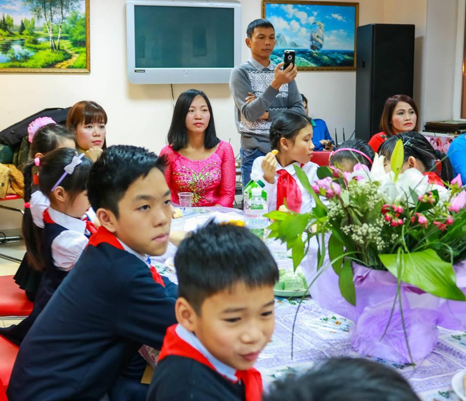 Chào mừng ngày nhà giáo việt Nam 20/11 tại Odessa