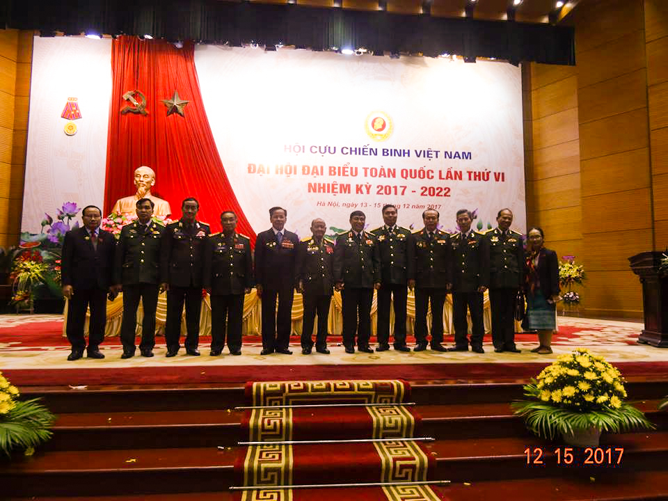 Hội Cựu chiến binh Việt Nam tại Ukraina 2 năm xây dựng và phát triển