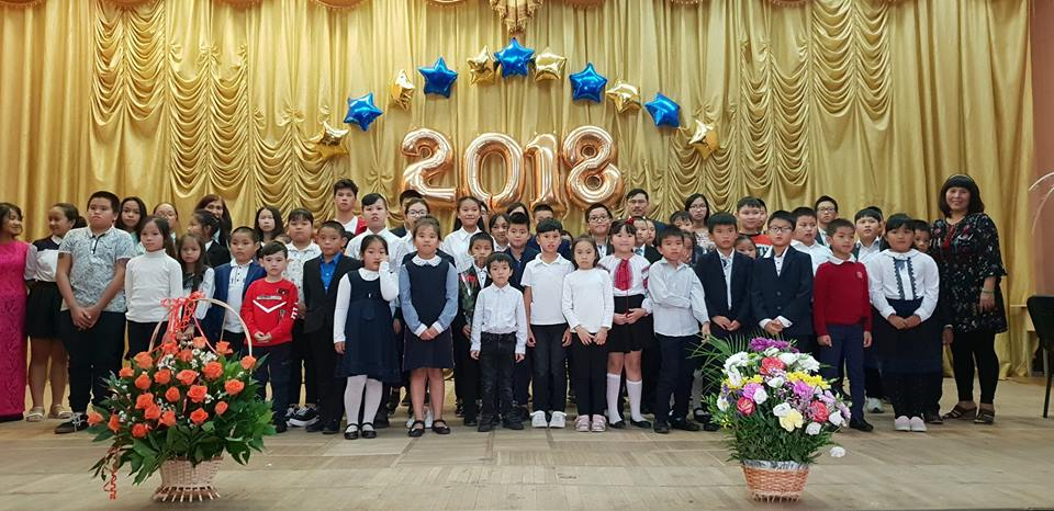 Khai giảng lớp tiếng Việt cho cộng đồng người Việt tại Kiev - Ukraina
