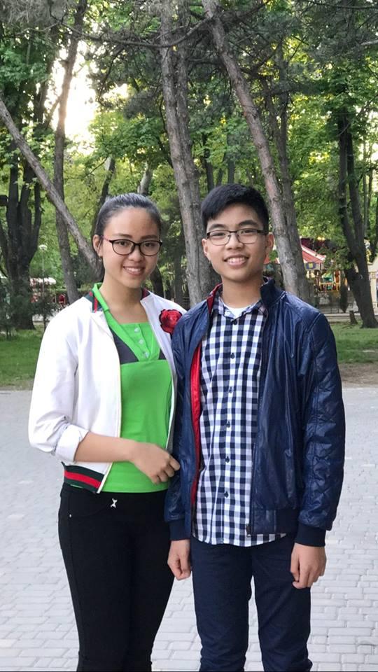 Nguyễn Ngọc Linh xinh xắn, tài năng