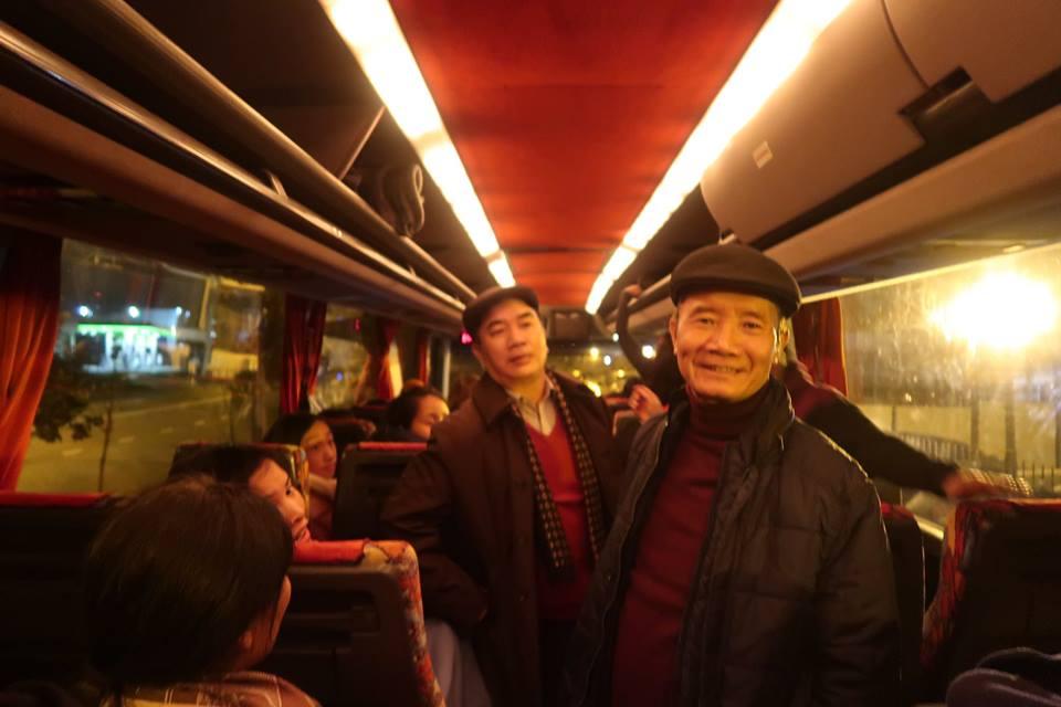 Phóng sự ảnh: Chuyến tham quan Kiev của Hội đồng hương Hà Nam Ninh (P2)