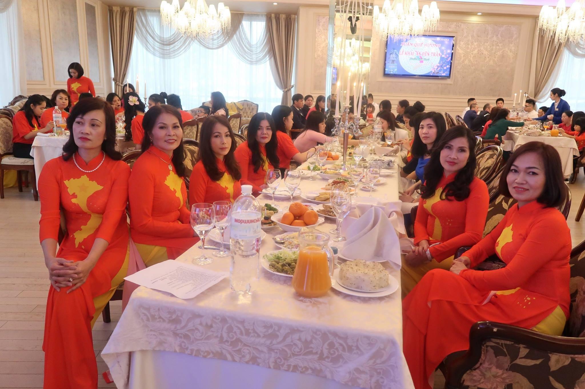 Người Việt xa quê vẫn hướng về cội nguồn dân tộc nhân ngày lễ khai ấn đền Trần