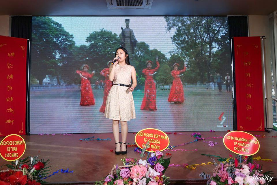Giao lưu gặp gỡ xuân Canh Tý của hội đồng hương Hà Nam Ninh thành phố Odessa - Ukraina